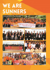 We Are Sunners 2015-2016