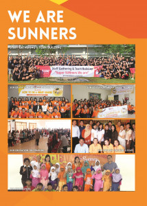 We Are Sunners 2016-2017