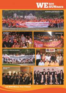 We Are Sunners 2013-2014