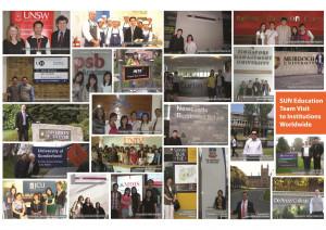 SUN Team Visit 2012-2013