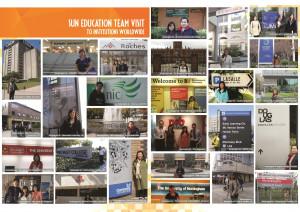 SUN Team Visit 2014-2015