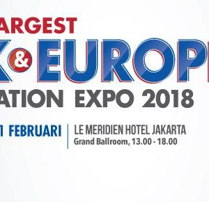 UK and Europe Education Expo 2018