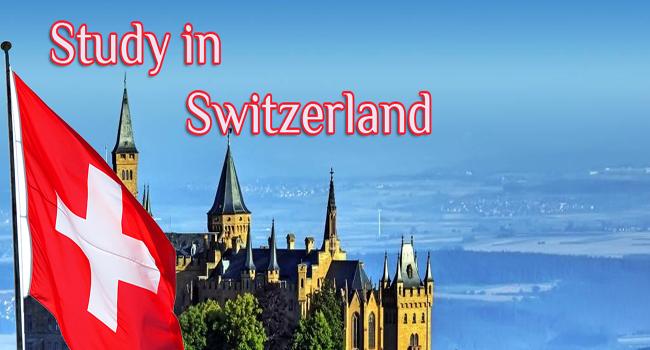 Alasan mengapa belajar di Switzerland