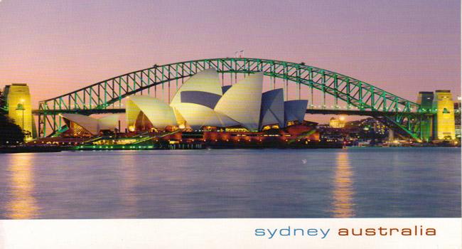 Gmat dates in Sydney