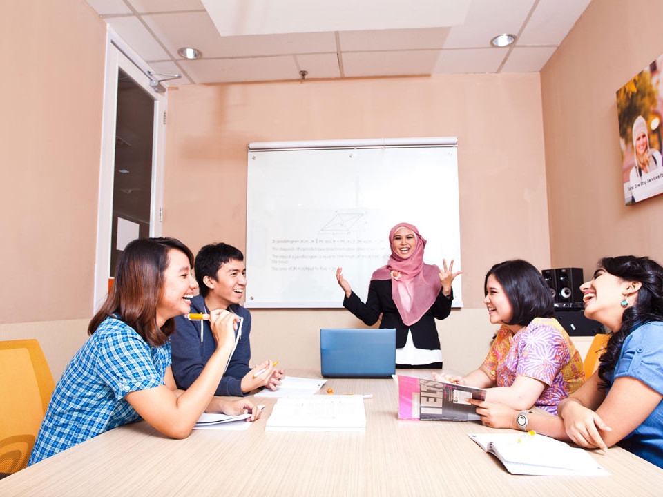 Kelas Reguler SUN English