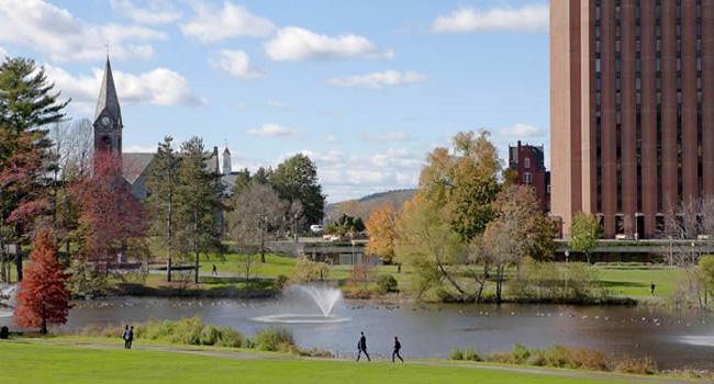 Chemical Engineering University of Massachusetts, Lowel