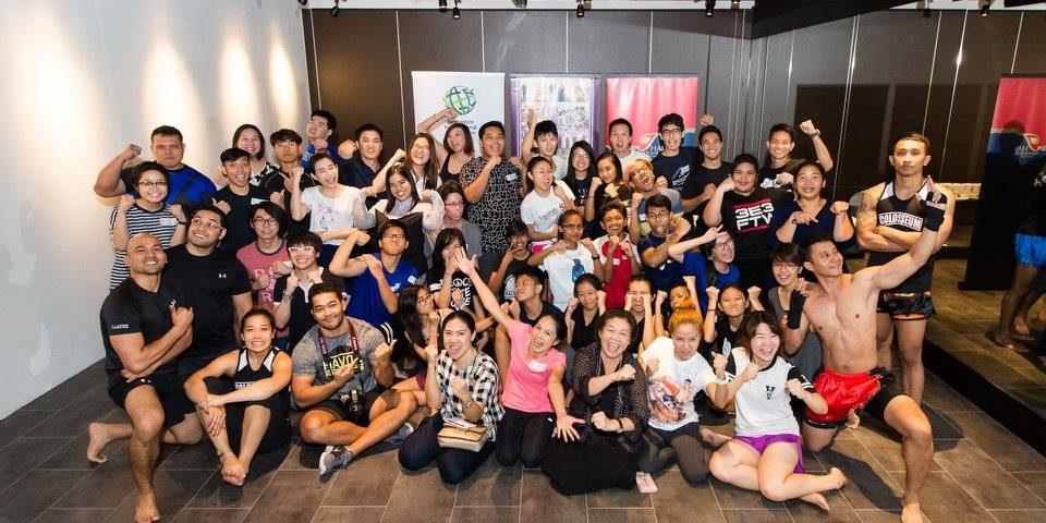 Masyarakat Singapura