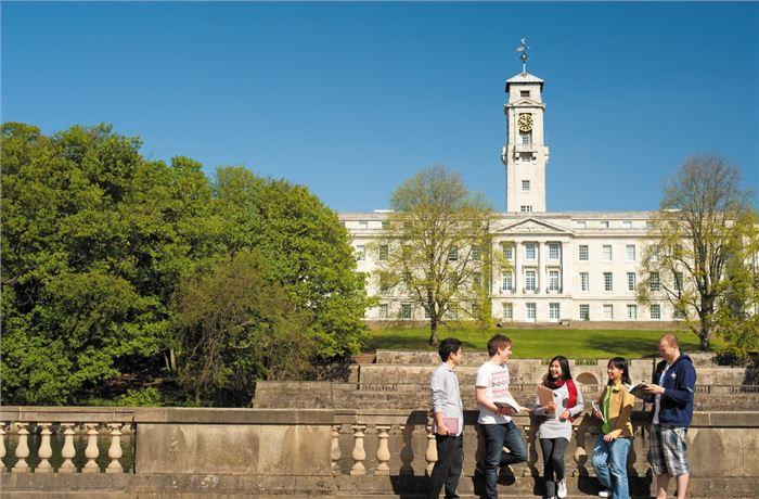 Universitas Nottingham Bisa Jadi Pilihan Anda