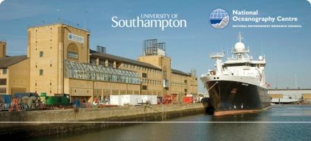 Belajar Oceanography di Universitas Southampton