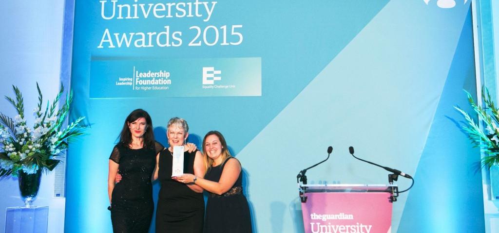 Coventry University merupakan Universitas Modern Tahun 2015