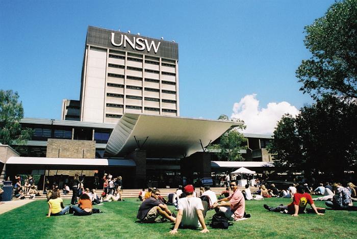 kuliah di UNSW Australia