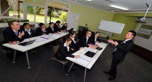 Studi Jurusan Management School di Blue Mountains International Hotel