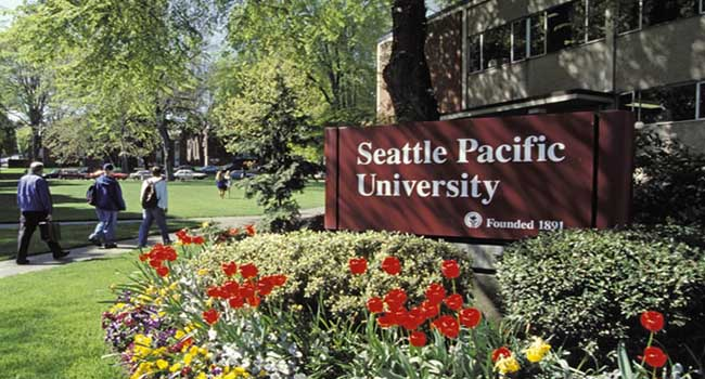 Seattle Pacific University Komprehensif dan Berbasis Kristiani