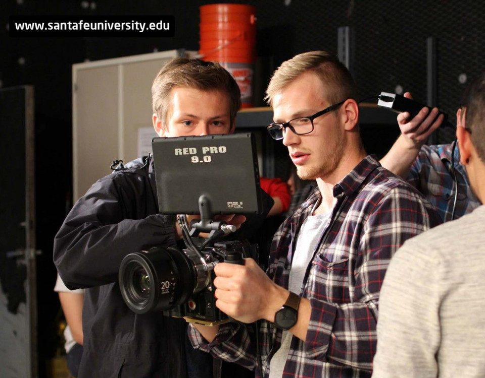 Movie and Theatre Program in Santa Fe University