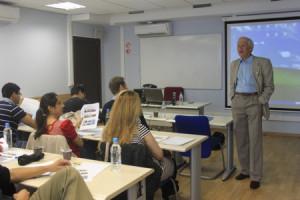 Institusi-MBA di Westminster Business School Kunjungan ke Moscow 2