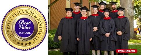 Penghargaan Best Value untuk Seattle Pacific University