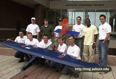Program Sarjana dan Pascasarjana Jurusan Teknik Auburn University