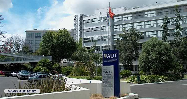 Studi in Auckland University of Technology