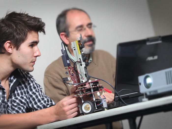 Pre-Master's in Mechatronic Engineering to Simon Fraser University