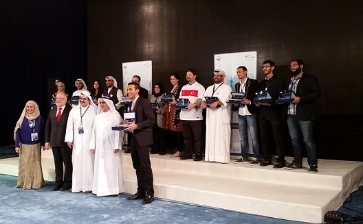 Penghargaan Kuwait Global Technopreneurship Challenge
