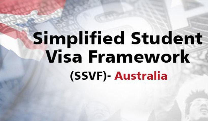 Simplified Student Visa Framework (SSVF)