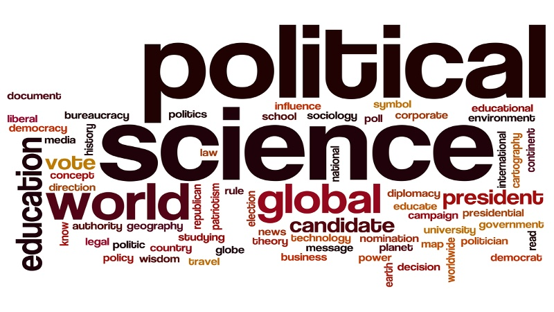 Gelar BA of Political Science di American University
