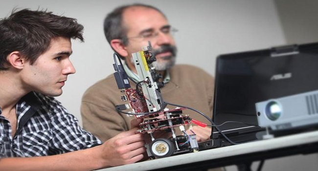 Program Premaster Mechatronic Engineering Universitas Simon Fraser