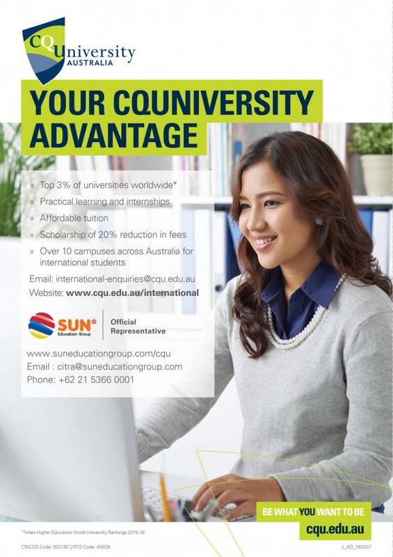 Studi Di CQ University