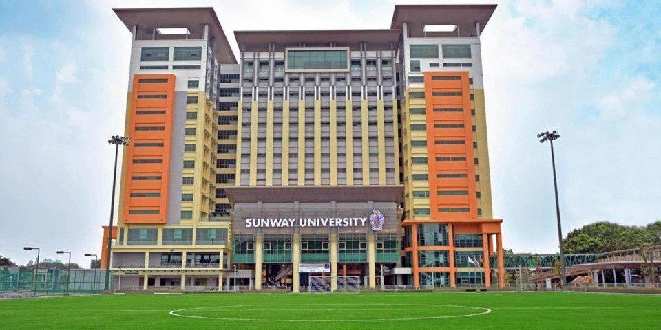 Sunway University & College Top Kampus Di Malaysia