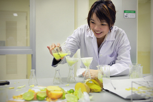Studying Biotechnology and Food Sciences at UCSI Malaysia