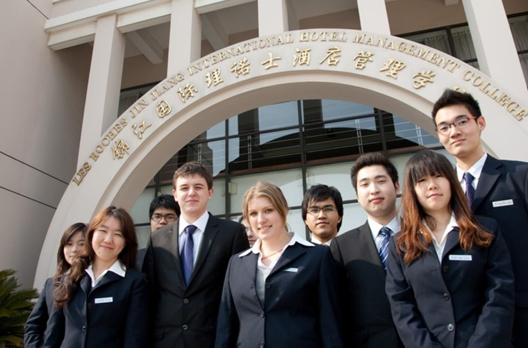 Best Hotel Management Study in Les Roches Jin Jiang