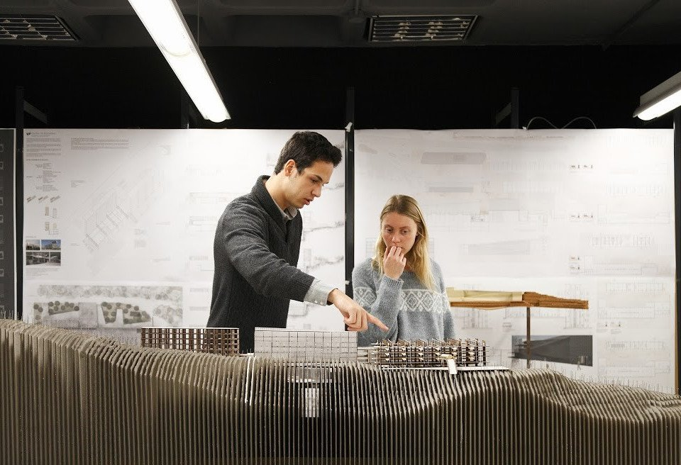 Excellent Architecture Programs by University of Illinois Chicago