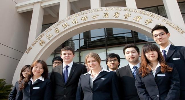Studi Manajemen Perhotelan Terbaik di Les Roches Jin Jiang
