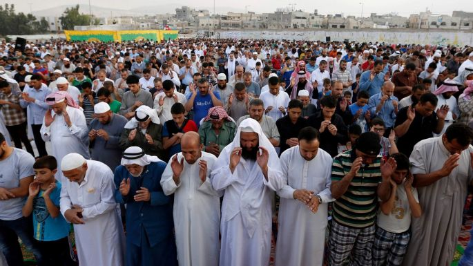Perayaan Idul Fitri di Negara UK dan Irlandia