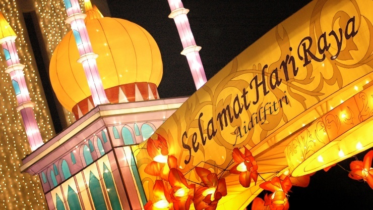 Eid al-Fitr Tradition in Singapore and Malaysia