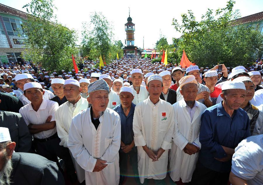 Tradisi Unik Perayaan Idul Fitri di China