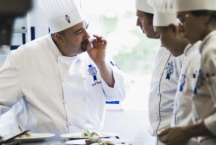 Belajar Menjadi Chef di Le Cordon Bleu