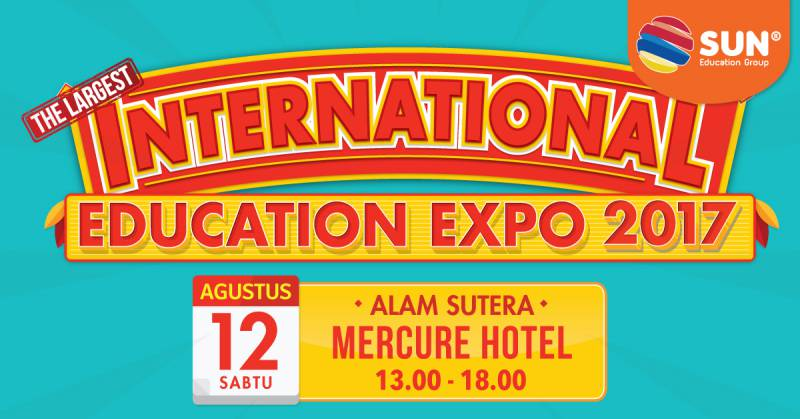 international education expo tangerang 2017