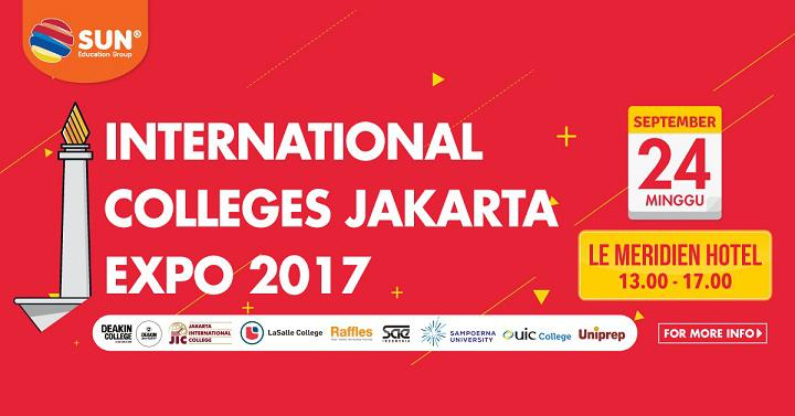 international colleges expo 2017