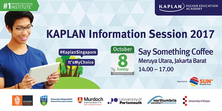kaplan information session