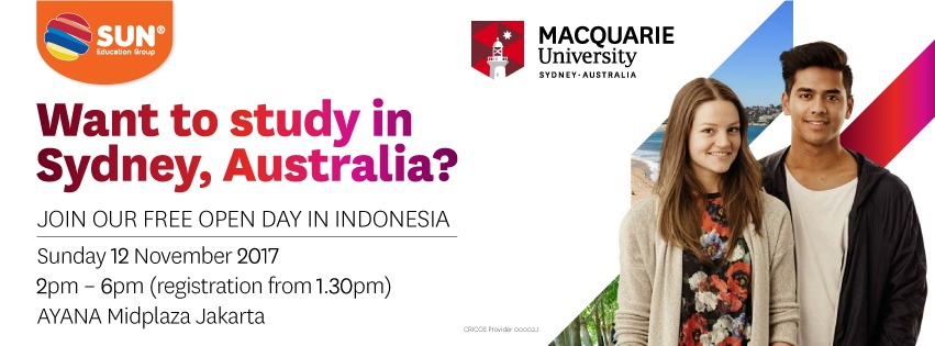 Macquarie University Open Day
