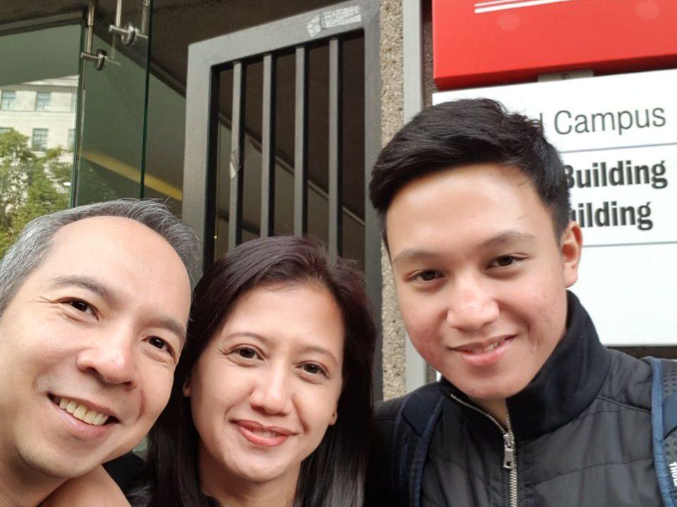 Pak Rury Ibu Ruby-ortu Dustin Andrew Suryadi