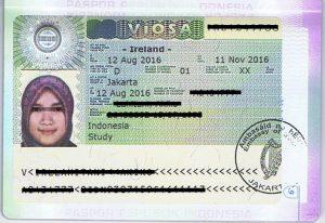 Ireland Visa arrangement is free of charge