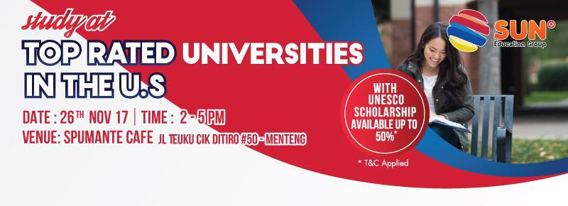 American University Info Session
