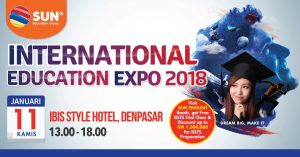 International Education Expo Denpasar