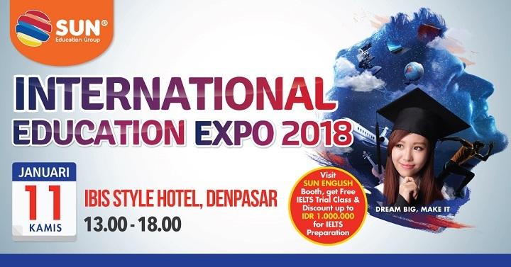 International Education Expo Denpasar