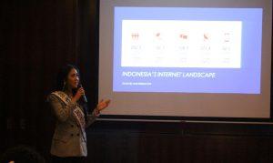 Marsya Gusman menjelaskan peluang karir anak muda indonesia di industri teknologi