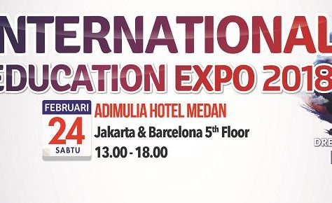 International Education Expo Medan 2018