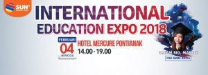 International Education Expo Pontianak 2018