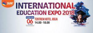 International Education Expo Yogyakarta 2018